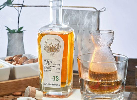 夢境樹屋青梅酒價格貴嗎,多少錢一瓶