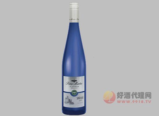 彼得美德雷司令白葡萄酒,喝起來什么味道