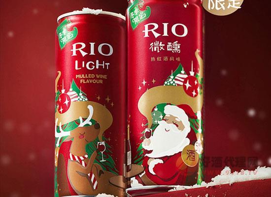 rio銳澳圣誕款雞尾酒價格怎么樣,一套多少錢