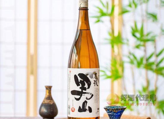 日本男山清酒多少錢一瓶,價格怎么樣