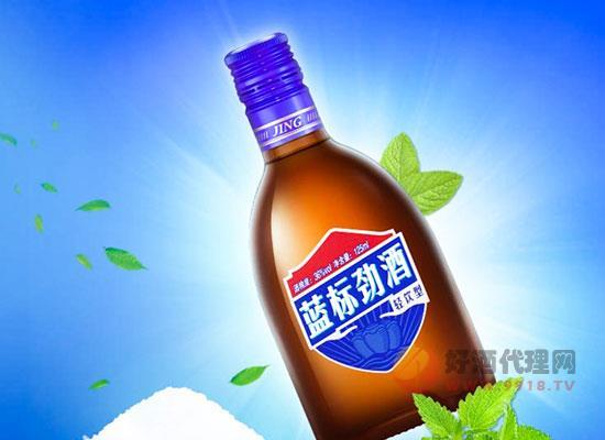 蓝标劲酒的特点是什么,喝起来口感如何