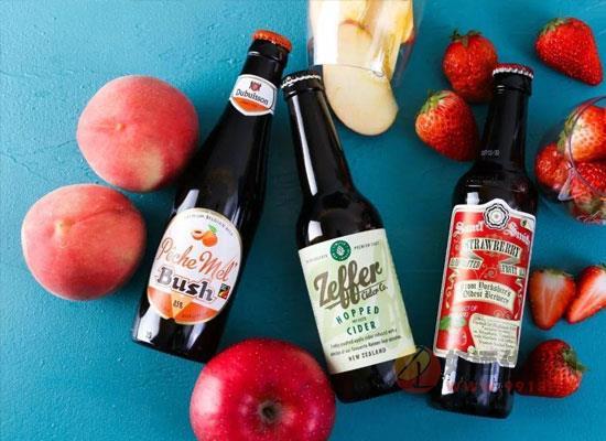 果味啤酒有哪些,這些美味的酒水你了解一下