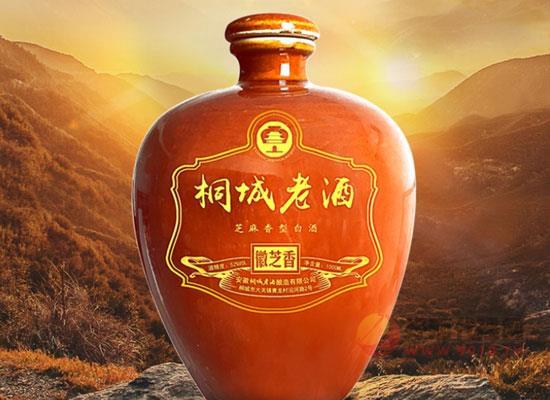桐城老酒怎么樣,喝起來口感如何