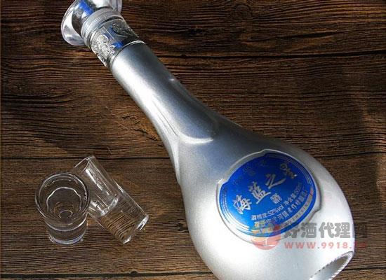 海藍之星6a酒怎么樣,值得信賴的純糧好酒