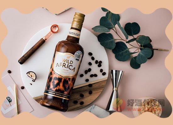 凯樽汇猎豹之吻利口酒,值得一试的独特佳酿