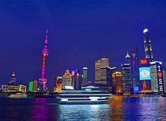 第七届上海国际名酒博览会旅游篇之外滩