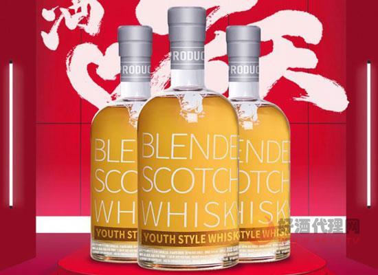牛頭梗調和威士忌價格貴嗎,多少錢一瓶