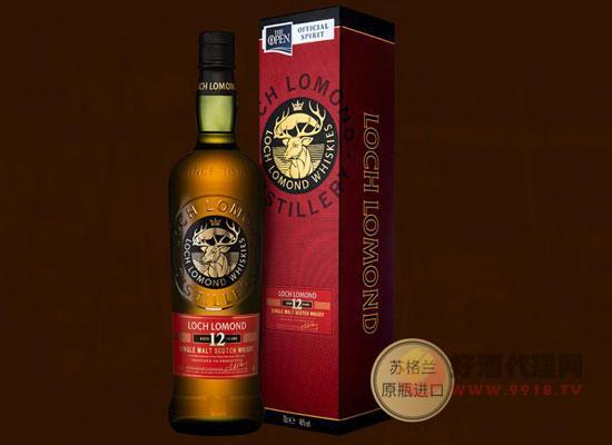 羅曼湖12年威士忌多少錢一瓶,價格貴嗎