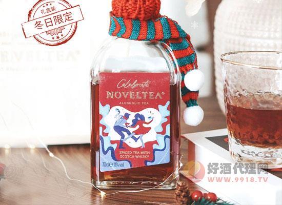 諾味冷萃茶酒好喝嗎,喝起來口感如何