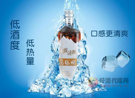 乌毡帽冻藏冰雕黄酒,承载古老文化的美酒