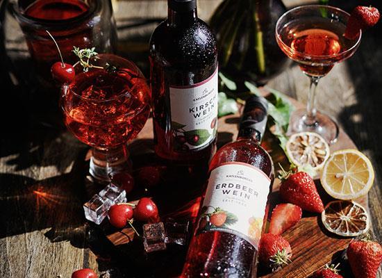 凯特伦堡樱桃酒怎么样,低度不腻,美味畅饮