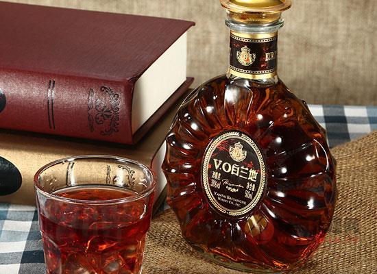 白洋河V.O白蘭地葡萄酒價格貴嗎,禮盒裝多少錢