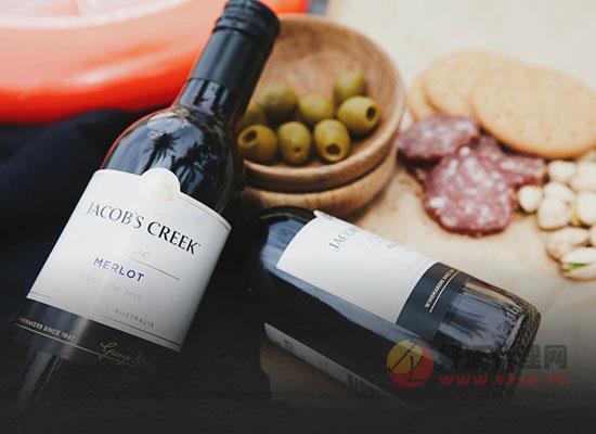 杰卡斯經典梅洛干紅葡萄酒一箱多少錢,性價比怎么樣