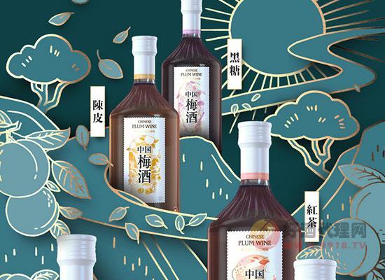 賦比興芽茶梅酒的魅力是什么,中國梅酒,美味十足