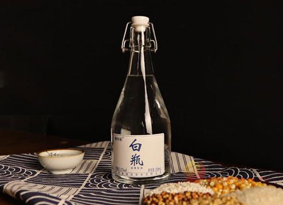青小樂白酒怎么樣,一瓶真正的純糧食酒