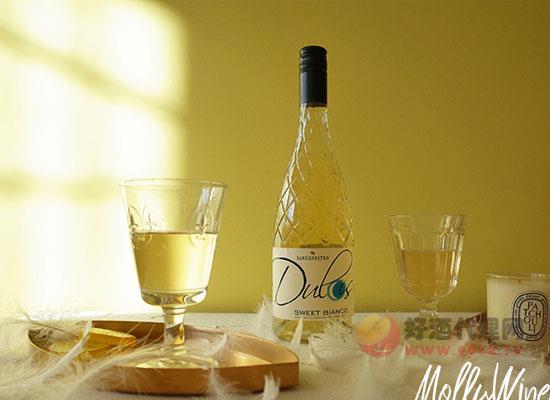 香杜乐甜白葡萄酒好喝吗,美味更畅饮,少女小甜水