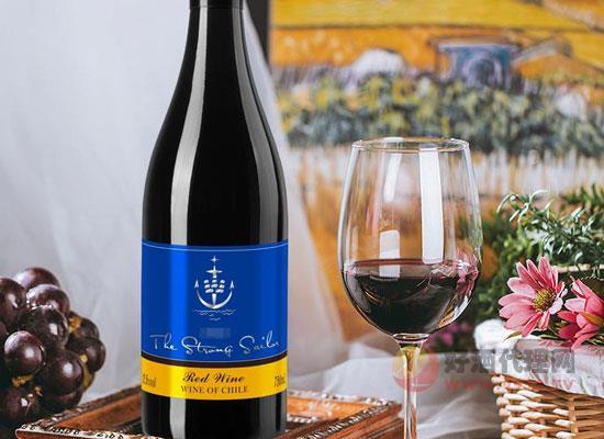 水手干紅葡萄酒怎么樣,喝起來口感如何