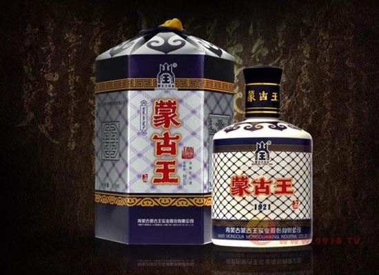 蒙古王藍包多少錢一瓶,價格怎么樣