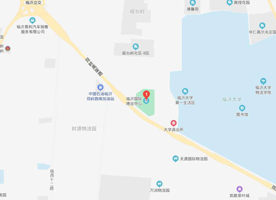 怎么去临沂国际博览中心,交通路线有哪些