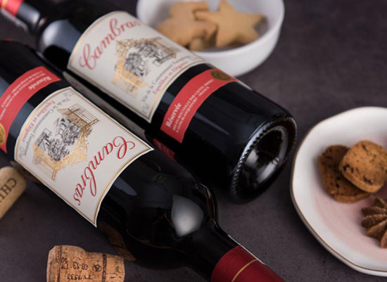 卡柏莱珍酿干红葡萄酒,高品质葡萄酒的代名词