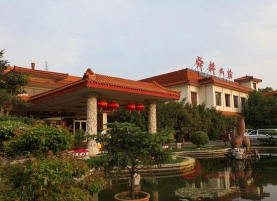 济南舜耕国际展览中心附近酒店之济南舜耕山庄
