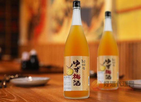 日本梅酒哪个牌子好喝,纪州梅酒怎么样