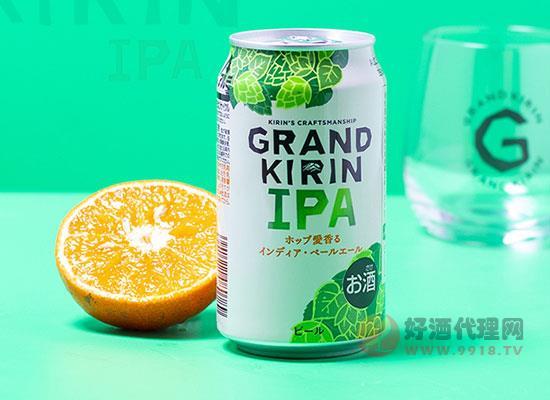 格蘭麒麟淡色艾爾啤酒怎么樣,喝起來口感如何