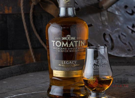 汤玛丁苏格兰单一麦芽威士忌怎么样,好喝吗