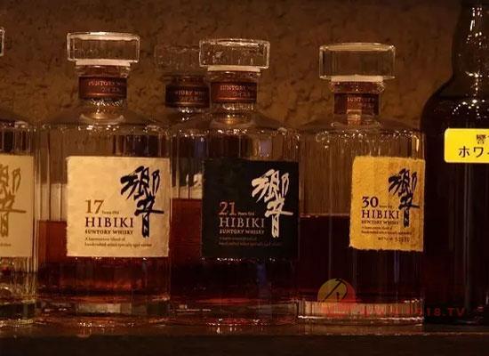 日本威士忌有哪些,知名的五种威士忌你喝过几种