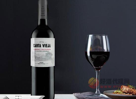 卡塔維赤霞珠紅葡萄酒價格怎么樣,貴不貴
