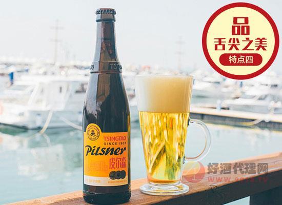 青岛啤酒皮尔森好喝吗,为什么深受消费者喜爱