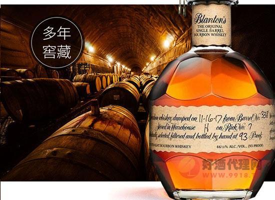 波蘭頓波本威士忌多少錢一瓶,性價比怎么樣