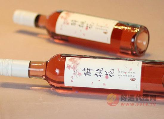 升禧桃花酒零售價多少,值得購買嗎