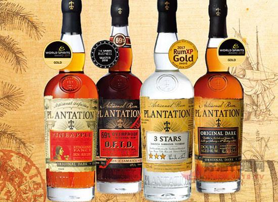 什么是蔗园朗姆酒,蔗园朗姆酒的陈酿方式是什么