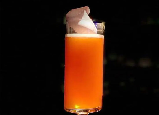 桃花源鸡尾酒好喝吗,制作方法有哪些