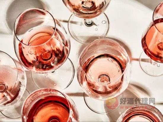 桃红葡萄酒怎么来的,应该怎么喝