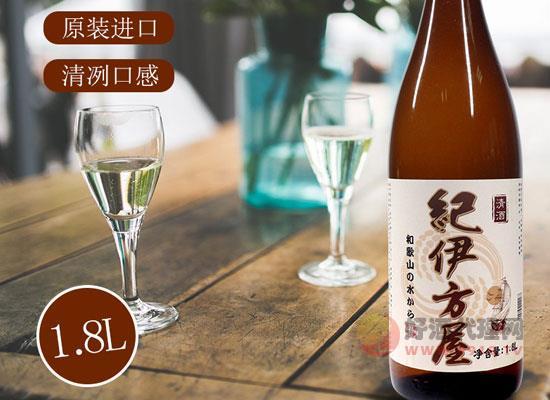 什么是罗生门纯米吟酿,此酒的特点有哪些