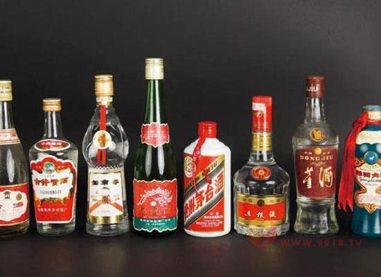 白酒香型有哪几类,都有什么特点