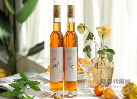 慕拉玫瑰釀冰葡萄酒多少錢,價格貴不貴