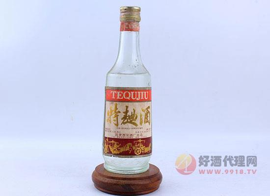 西安名酒有哪些品牌,盘点西安人爱喝的白酒