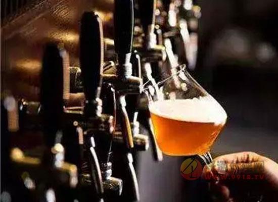 精酿啤酒为什么会有沉淀,沉淀会影响口感吗