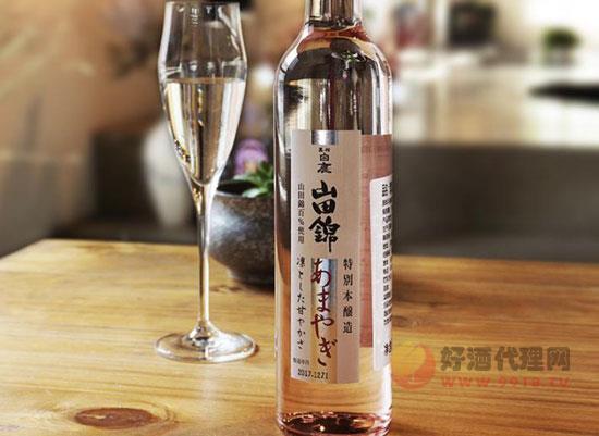 山田锦清酒怎么样,有颜值更有内涵
