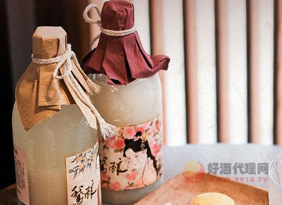 鹅酿玫瑰米露价格贵吗,两支多少钱