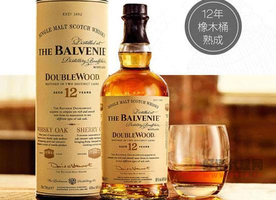 百富12年威士忌多少錢一瓶,價格怎么樣
