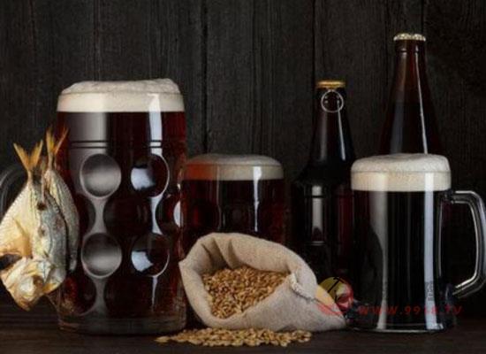 黑啤的正确喝法是什么,你一定不知道