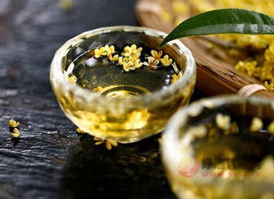 桂花酒要泡多久,桂花酒的酿制方介绍