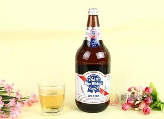 蓝带啤酒喝了上头吗,酒精度大概是什么
