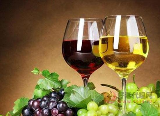 白葡萄酒和红葡萄酒的区别,哪一款更好喝