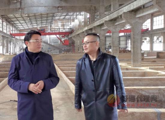 罗爱民:推动川黔两地酱酒技术协作,一致在行动