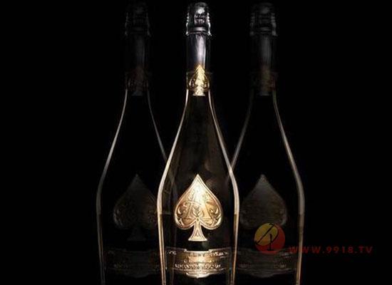 黑桃a香槟多少钱一瓶,值得购买吗